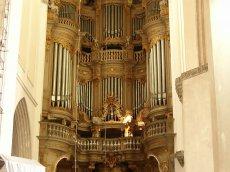Große Orgel - Rostock - Mecklenburg-Vorpommern
