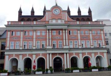Rathaus - Rostock - Mecklenburg-Vorpommern