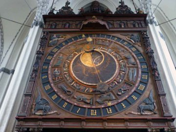 St. Marienkirche - Rostock - Mecklenburg-Vorpommern