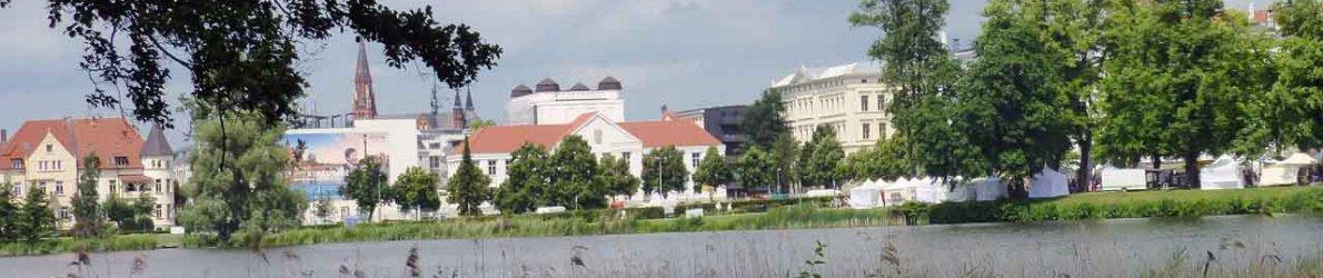 Schwerin - Mecklenburg-Vorpommern - Deutschland