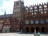 Rathaus - Stralsund Mecklenburg-Vorpommern