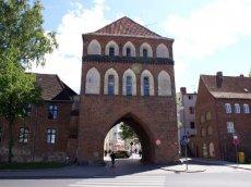 Kniepertor - Stralsund - Mecklenburg-Vorpommern