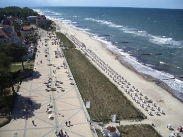Strandpromenade - Kühlungsborn - Mecklenburg-Vorpommern