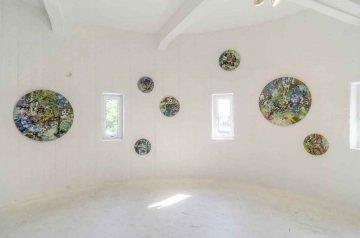 Katrin Roeber Kunstausstellung in Geldern