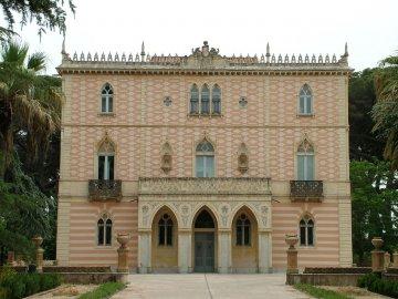 Villa Patti - Caltagirone - Sizilien