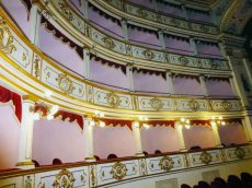 Theater in Vittoria - Sizilien