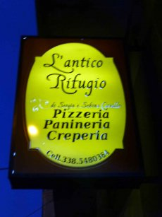 pizzeria-lantico-rifugio - Vittoria - Sizilien