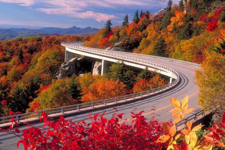 Blue Ridge Parkway - South Carolina