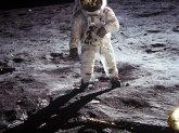 Aldrin - Apollo 11 Mondlandung