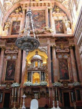 Cordoba - Moschee-Altar