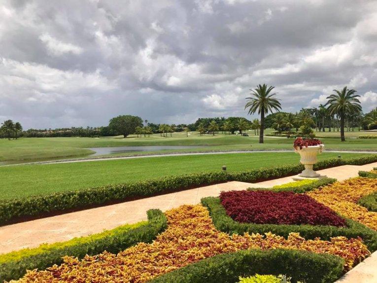 USA - Miami - Trump National Doral - Blue Monster Golf Course.