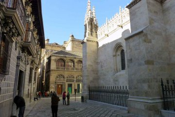 Andalusien - Granada - Kathedrale