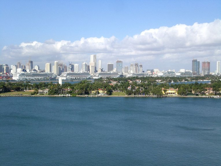 USA - Florida - Port Miami