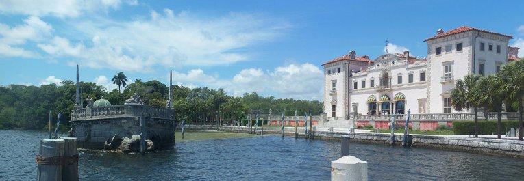 Vizcaya Museum - Florida - Miami