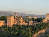 Alhambra - Panorama mit Generalife