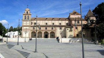Basilica de Santa Maria - Malaga