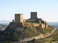 Castillo de Lorca - Murcia - Spanien