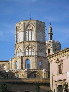 Cimbori Almonia Abril - Valencia - Spanien