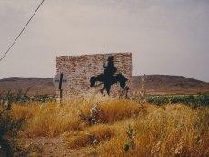 Don_Quijote - Kastilien La-Mancha - Spanien