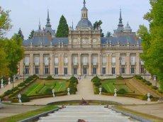 Königlicher Palast bei Segovia