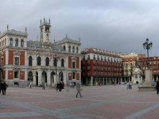 Plaza Mayor in Valladolid - Kastilien-Léon - Spanien