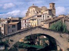 Brücke von Estella - Navarra - Spanien