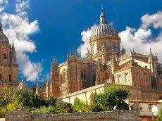 Neue Kathedrale in Salamanca - Kastilien-Léon - Spanien