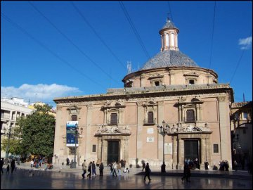Basilica Valencia - Spanien