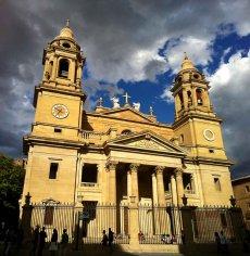 Kathedrale von Pamplona - Navarra - Spanien