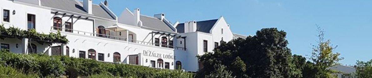De Zalze Golf Club - Südafrika