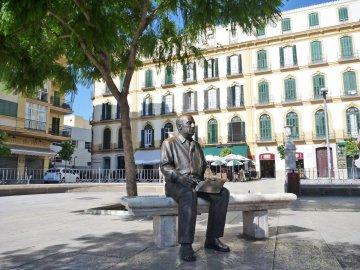 Picasso Geburtshaus - Malaga