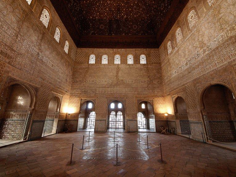 Alhambra - Königssaal