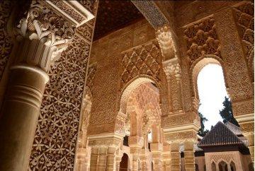 Alhambra - Löwenpalast