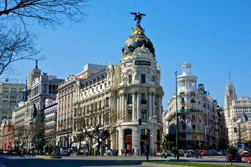 Madrid - Spanien