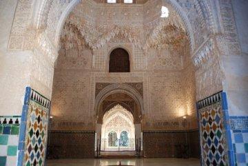Alhambra - Saal der zwei Schwestern