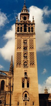 Sevilla - Giralda