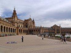 Sevilla - Plaza Espangna
