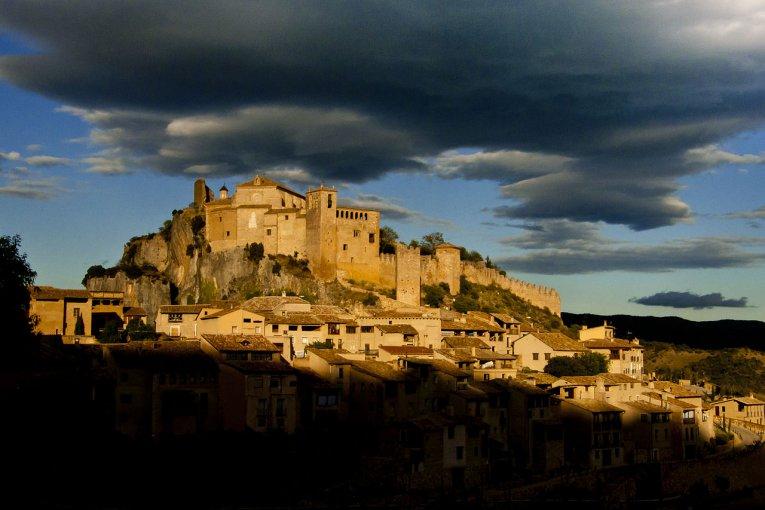 Spanien - Aragonien - Villa de Alquezar