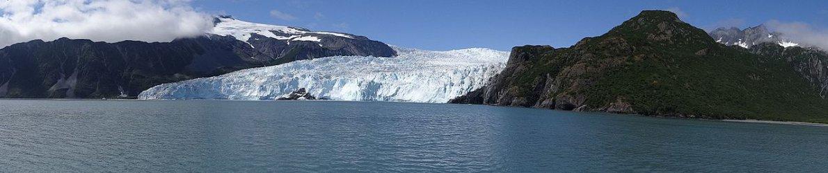 Aialik Gletscher- Alaska - USA