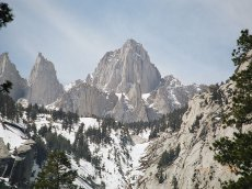 Mount Whitney - Kalifornien - USA