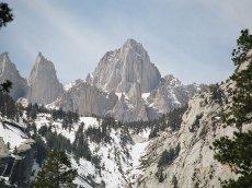 Mount Whitney - Kalifornien - USA