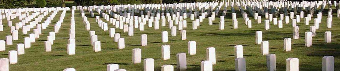 USA - Washington D.C. - Arlington Friedhof