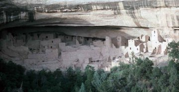 USA - Colorado - Mesa Verde