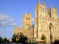 USA - Washington D.C. - National Cathedral
