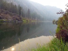 USA - Idaho - Salmon River