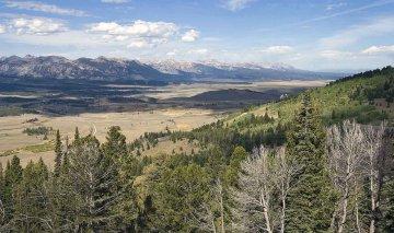 USA - Idaho - Sawtooth Valley
