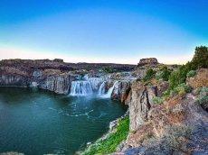 USA - Idaho - Shoshone Falls
