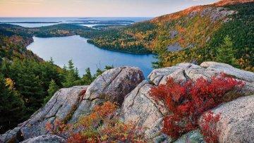 USA - Maine - Acadia Nationalpark