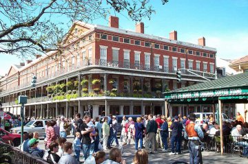 USA - Louisiana - Cafe du Monde - New Orleans