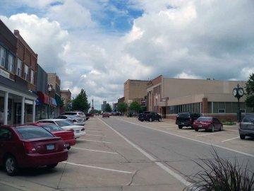 USA - Minnesota - Fairmont